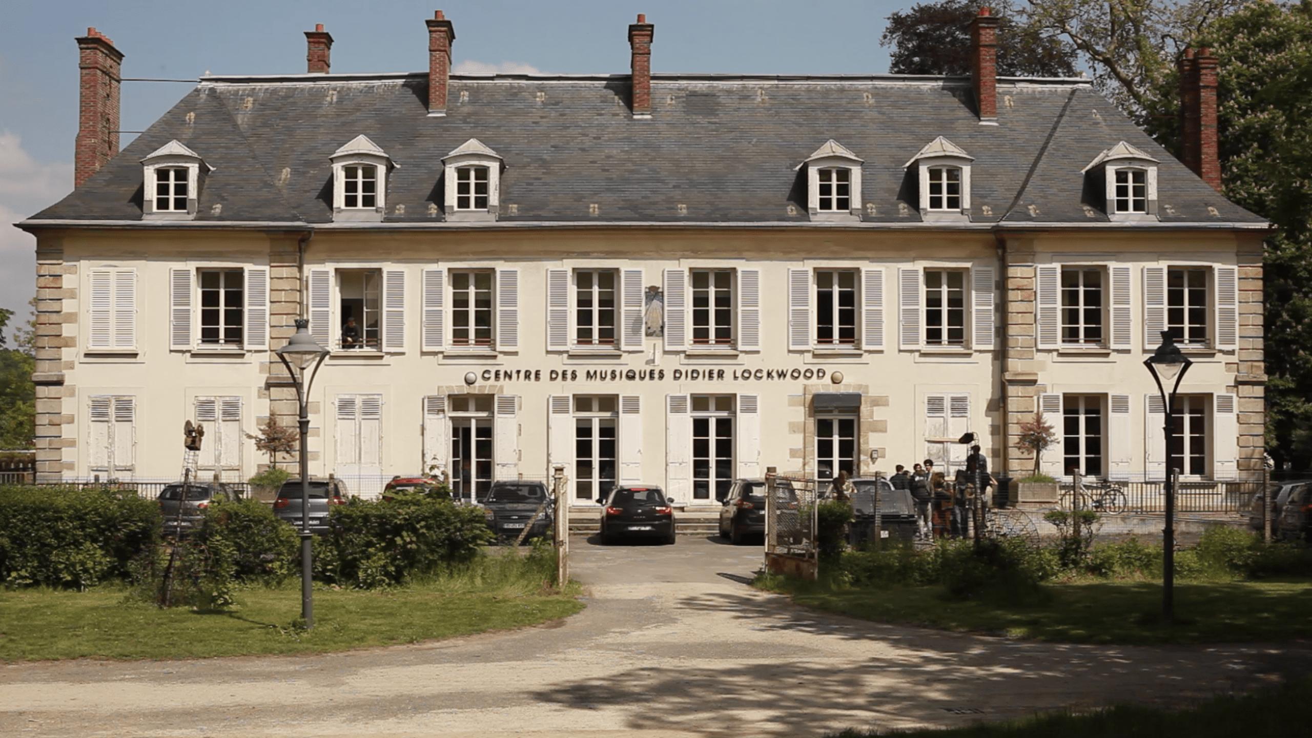 WELCOME TO LE CENTRE DES MUSIQUES DIDIER LOCKWOOD