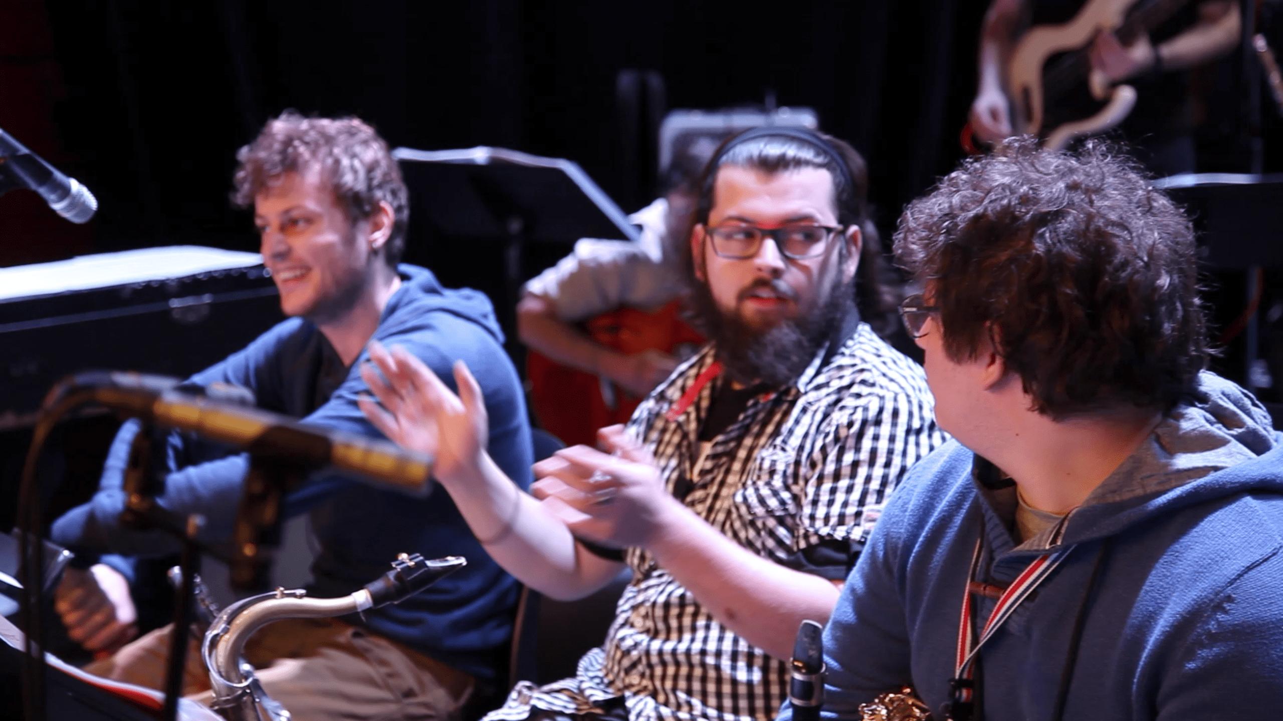 Stage 2021 : L'instrument et l'improvisation